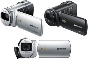Видеокамеры Samsung, Видеокамеры Canon