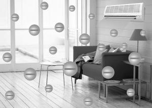 бытовые очистители воздуха ионизаторы, воздух в квартире
